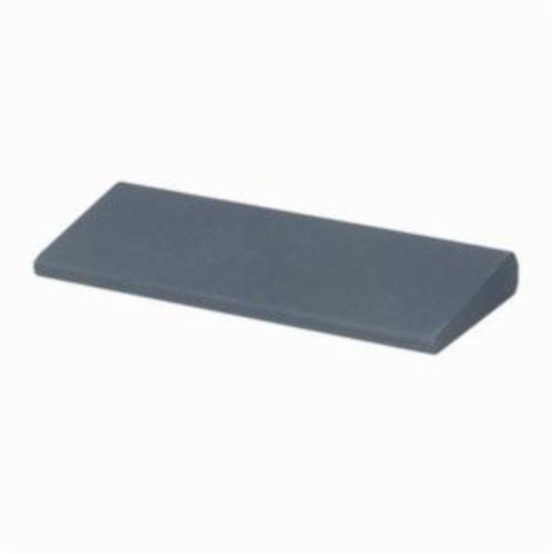 Norton® Crystolon® 61463687075 Round Edge Slip, 4-1/2 in L x 1-3/4 in W x 1/4 in H, 280 Grit