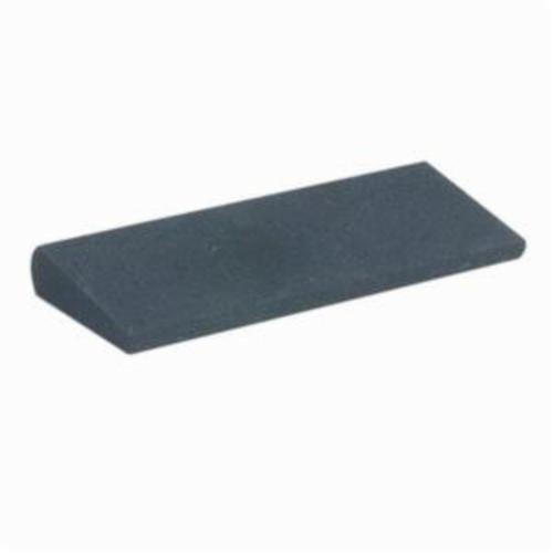 Norton® Crystolon® 61463687095 Round Edge Slip, 4-1/2 in L x 1-3/4 in W x 1/2 in H, 150 Grit