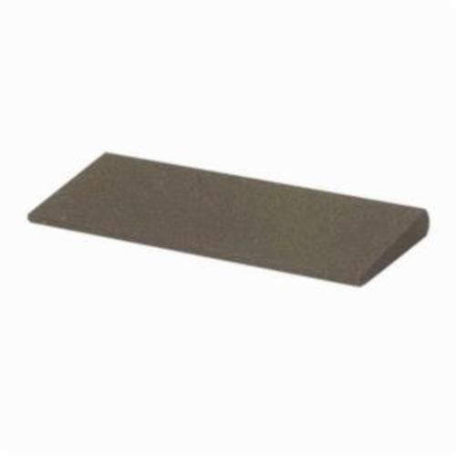 Norton® India® 61463687155 Round Edge Slip, 4-1/2 in L x 1-3/4 in W x 1/4 in H, 100 Grit