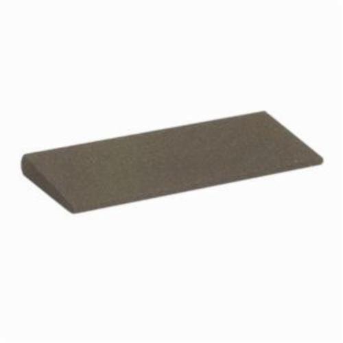 Norton® India® 61463687185 Round Edge Slip, 4-1/2 in L x 1-3/4 in W x 1/2 in H, 100 Grit