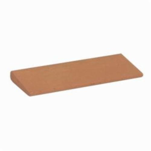 Norton® India® 61463687190 Round Edge Slip, 5 in L x 1 in W x 5/16 in H, 320 Grit