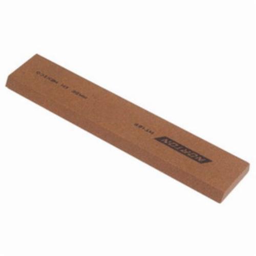 Norton® 61463687440 Reamer Stone, 6 in L x 1 in W x 1/4 in H, 240 Grit