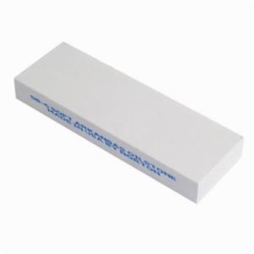 Norton® 61463687560 Single Grit Sharpening Benchstone, 3 in L x 1 in W x 3/8 in H, 600 Grit