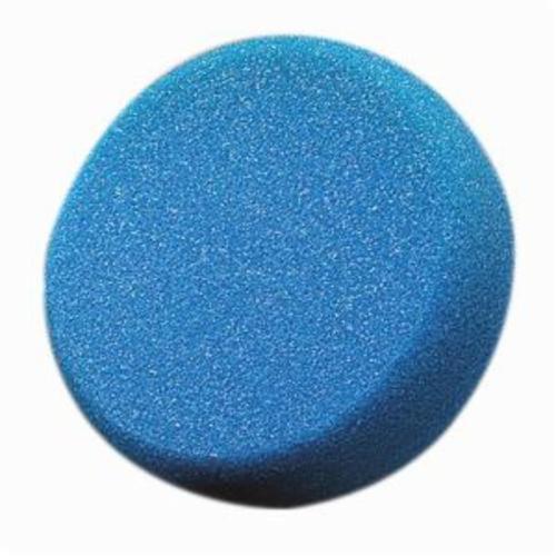 Norton® Liquid Ice® 63642505459 Step 2 Cutting Pad, 3 in Dia, Hook and Loop Attachment, Foam Pad
