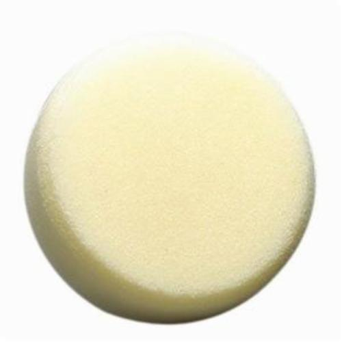 Norton® Liquid Ice® 63642505460 Step 3 Finishing Pad, 3 in Dia, Hook and Loop Attachment, Foam Pad