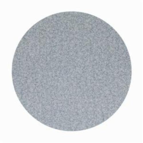 Norton® No-Fil® 63642506203 A975 Hook and Loop Disc, 6 in Dia, P600 Grit, Ultra Fine Grade, Ceramic Alumina Abrasive, Latex Paper Backing