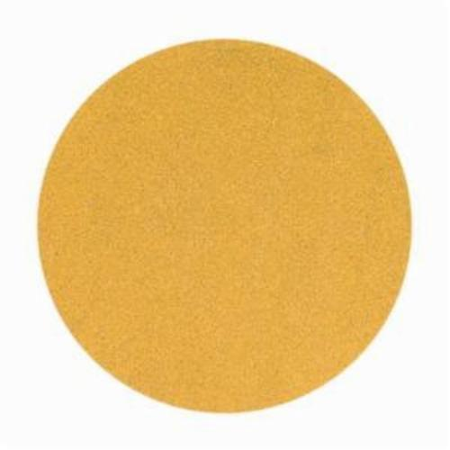 Norton®Adalox®No-Fil® 63642506215 H290 PSA Coated Abrasive Disc, 6 in Dia Disc, P36 Grit, Extra Coarse Grade, Aluminum Oxide Abrasive, Paper Backing