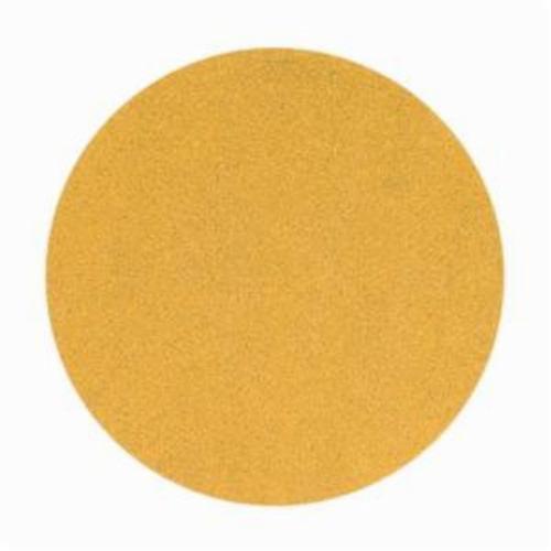 Norton®Adalox®No-Fil® 63642506216 H290 PSA Coated Abrasive Disc, 6 in Dia Disc, P40 Grit, Extra Coarse Grade, Aluminum Oxide Abrasive, Paper Backing