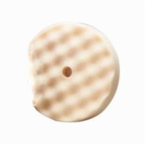 Norton® Liquid Ice® 63642506381 Step 3 Polishing Pad, 8 in Dia, Hook and Loop Attachment, Foam Pad