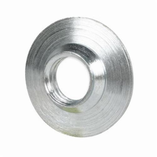 Norton® 63642543461 66NS Round Base Short Retainer Nut, Steel