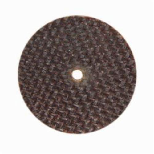 Norton® 66243427764 All Purpose Cut-Off Wheel, 1-1/2 in Dia x 0.035 in THK, 1/16 in Center Hole, 60 Grit, Aluminum Oxide Abrasive