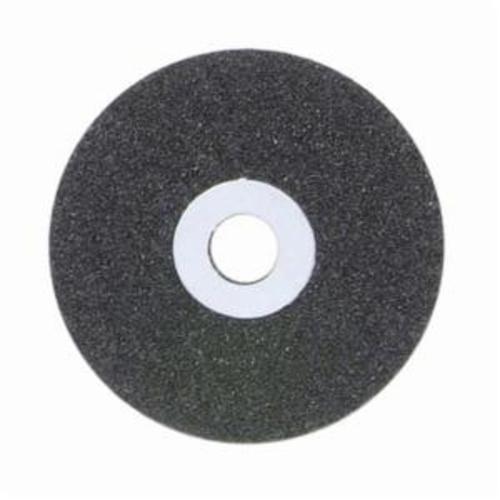 Norton® Gemini® 66243522415 57A Type 01 Portable Snagging Wheel, 3 in Dia Max, 3/8 in THK, Straight Shape