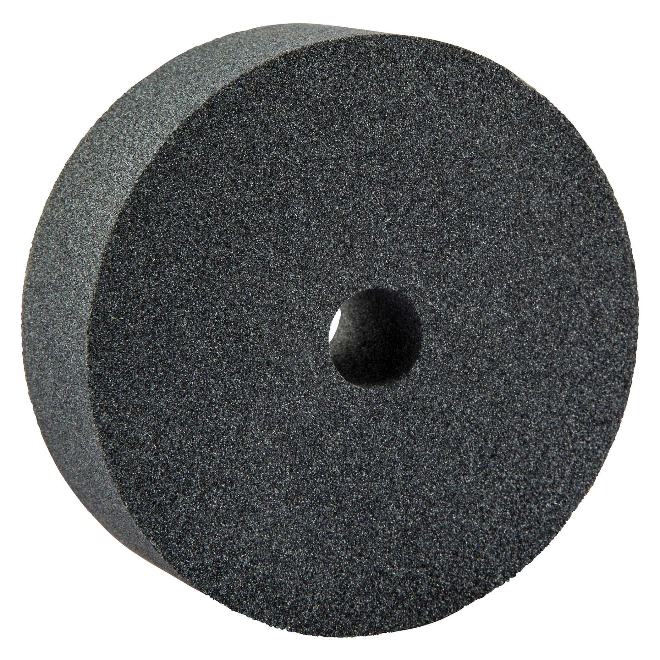 Norton® 66243529172 37C Straight Dressing Wheel, 3 in Dia x 1 in THK, 1/2 in Center Hole, 100 Grit, Silicon Carbide Abrasive