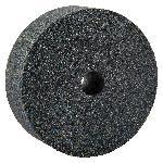 Norton® 66243529172 37C Straight Dressing Wheel, 3 in Dia x 1 in THK, 1/2 in Center Hole, 100 Grit, Silicon Carbide Abrasive