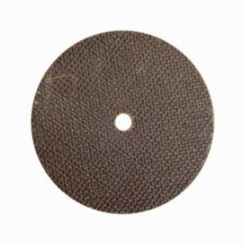 Norton® 66243529516 All Purpose Cut-Off Wheel, 4 in Dia x 0.04 in THK, 3/8 in Center Hole, 60 Grit, Aluminum Oxide Abrasive
