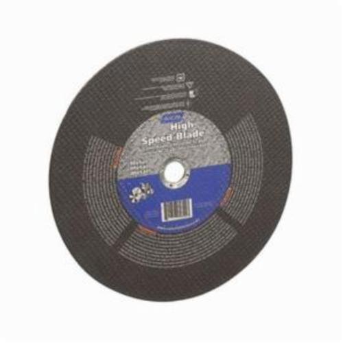 Norton® Gemini® Metal 66252830886 HSM1601 General Purpose Cut-Off Wheel, 16 in Dia x 1/8 in THK, 1 in Center Hole, 24 Grit, Aluminum Oxide Abrasive