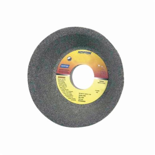 Norton® 66252830962 32A Cup Wheel, 5 x 3-3/4 in Dia x 1-3/4 in THK, 1-1/4 in Center Hole, 60 Grit, Aluminum Oxide Abrasive