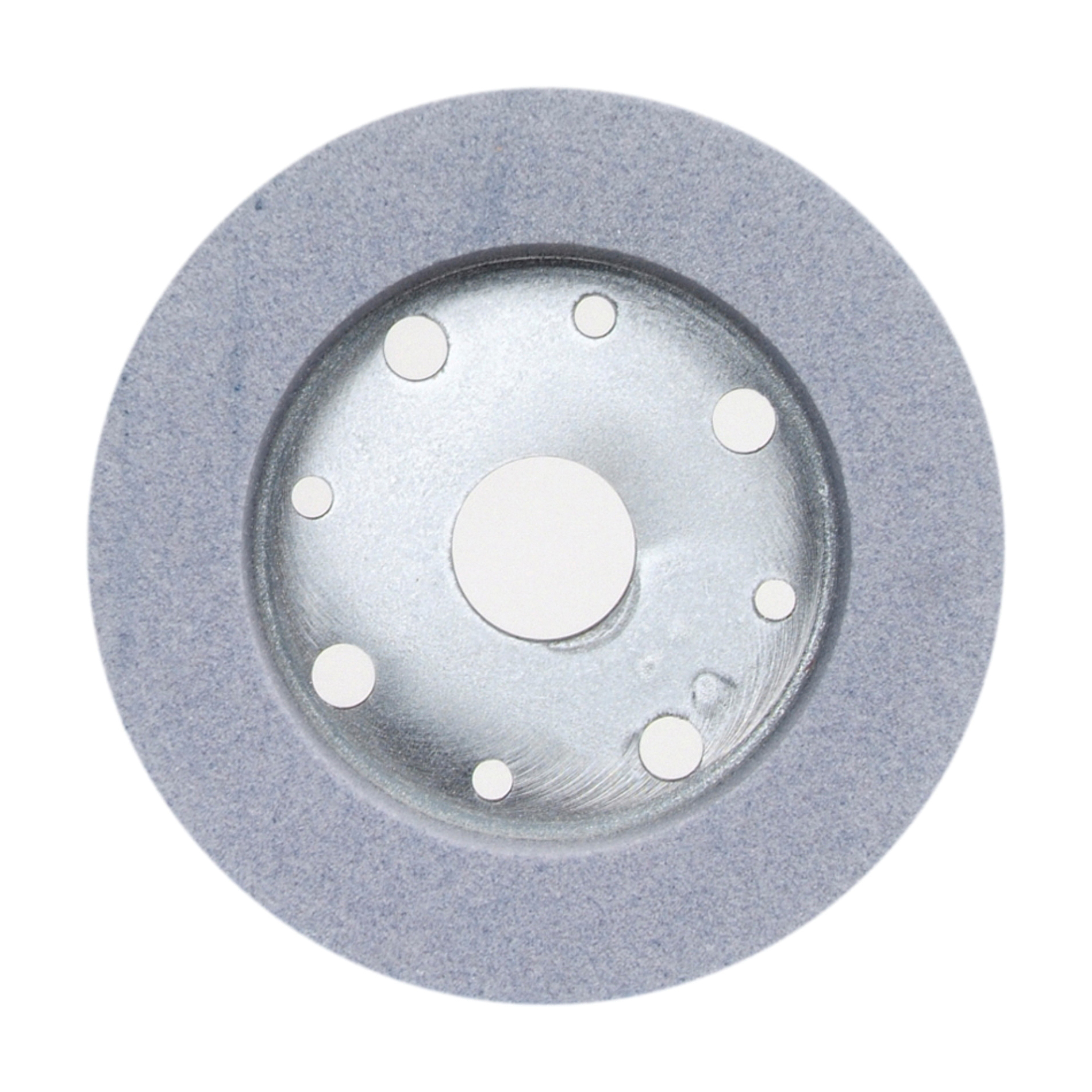 Norton® 66252838309 32A Cylinder Toolroom Wheel, 6 in Dia x 1 in THK, 4 in Center Hole, 60 Grit, Aluminum Oxide Abrasive