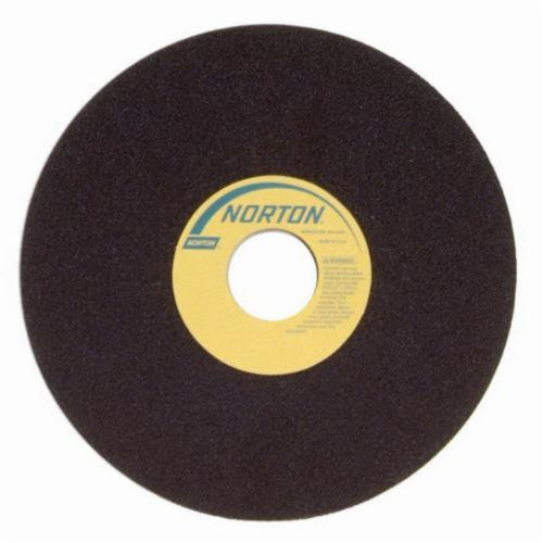 Norton® 66252922677 57A Toolroom Cut-Off Wheel, 7 in Dia x 1/16 in THK, 1-1/4 in Center Hole, 46 Grit, Aluminum Oxide Abrasive