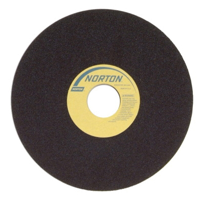 Norton® 66252922683 57A Toolroom Cut-Off Wheel, 7 in Dia x 1/16 in THK, 1-1/4 in Center Hole, 60 Grit, Aluminum Oxide Abrasive