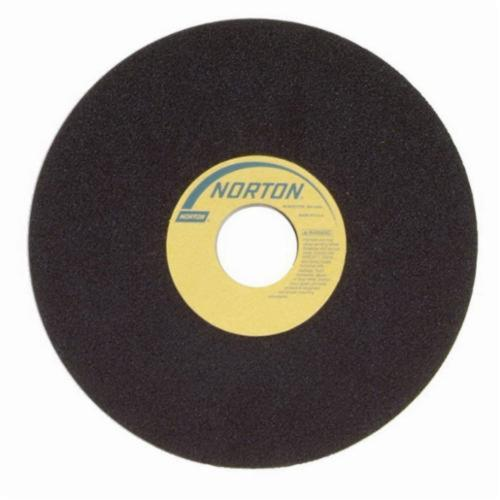 Norton® 66252922985 57A Toolroom Cut-Off Wheel, 7 in Dia x 1/32 in THK, 1-1/4 in Center Hole, 60 Grit, Aluminum Oxide Abrasive