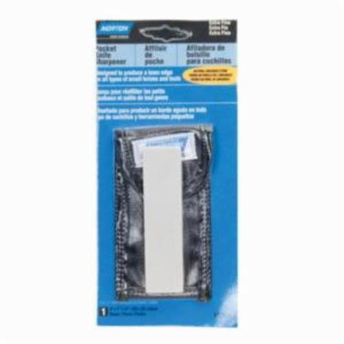 Norton® 66253142544 Pocket Knife Sharpener, 4 in L x 1 in W x 3/4 in H