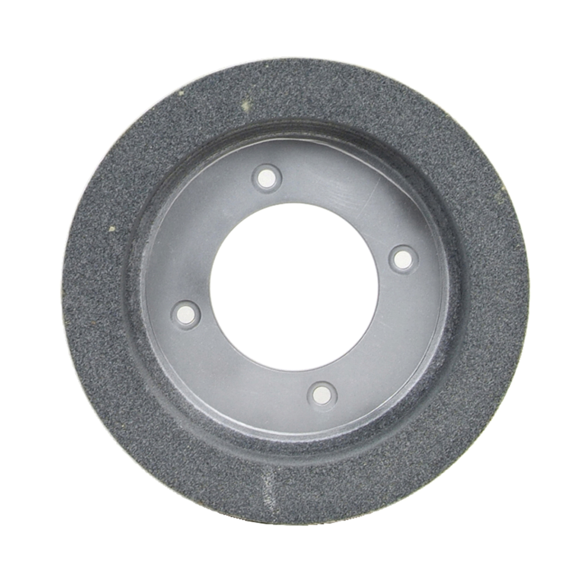 Norton® 66253161701 53A Cylinder Toolroom Wheel, 10 in Dia x 2 in THK, 7-1/2 in Center Hole, 60 Grit, Aluminum Oxide Abrasive
