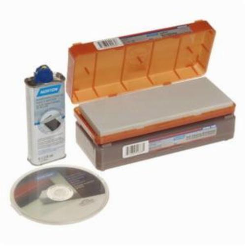 Norton® 66253239868 4-Piece Oil Stone Starter Kit