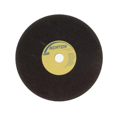 Norton® NorZon® 66253262303 NZ Straight Sawgumming Wheel, 12 in Dia x 5/8 in THK, 1-1/4 in Center Hole, 36 Grit, Zirconia Alumina Abrasive