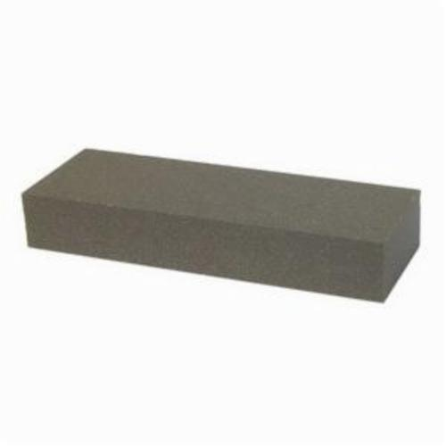 Norton® India® 66253325919 Single Grit Vendible Sharpening Benchstone, 4 in L x 1 in W x 1/4 in H, 320 Grit
