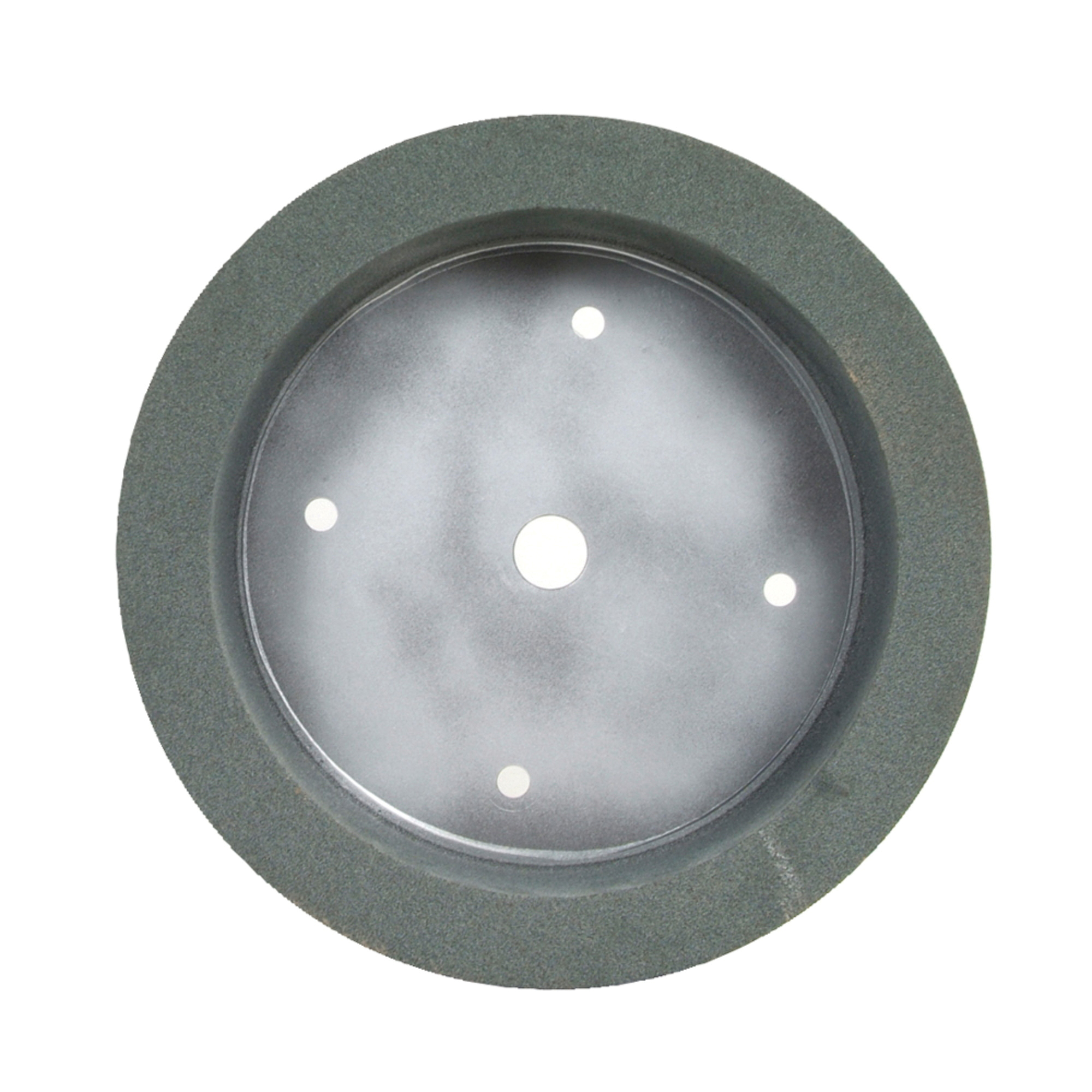 Norton® 66253364657 39C Cylinder Toolroom Wheel, 14 in Dia x 4 in THK, 11 in Center Hole, 60 Grit, Silicon Carbide Abrasive