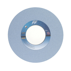 Norton® 66253467010 5SG Straight Surface and Cylindrical Grinding Wheel, 16 in Dia x 1-1/2 in THK, 5 in Center Hole, 60 Grit, Ceramic Alumina Abrasive