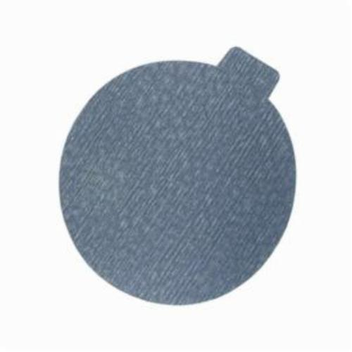 Norton® No-Fil® Durite® 66254401222 A475 Hook and Loop Disc, 5 in Dia, P1000 Grit, Ultra Fine Grade, Silicon Carbide Abrasive, Latex Paper Backing