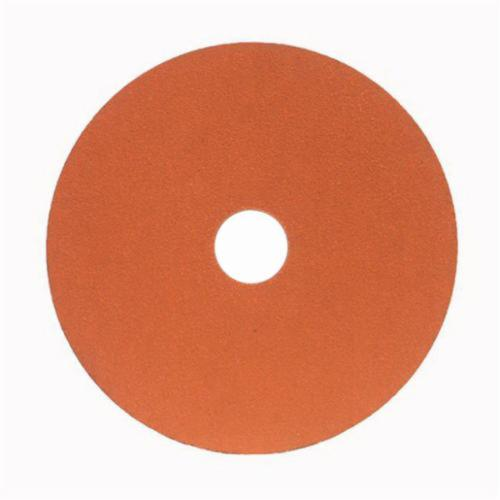 Norton® Blaze® 66261058712 F980 Heavy Duty Quick-Change Coated Abrasive Disc, 3 in Dia, 80 Grit, Coarse Grade, Premium Ceramic Alumina Abrasive, Type TR (Type III) Attachment