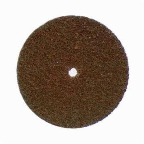 Norton® Rapid Prep™ 66254473868 Standard Back Up Pad Non-Woven Abrasive Disc, 4-1/2 in Dia, Coarse Grade, Aluminum Oxide Abrasive, Nylon Fiber Backing