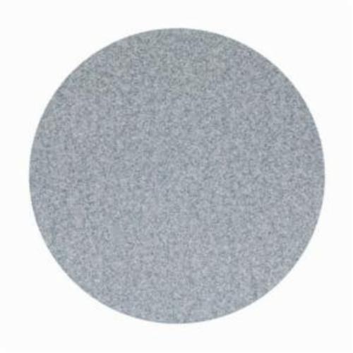 Norton® No-Fil® 66254480232 A975 Hook and Loop Disc, 5 in Dia, P800 Grit, Ultra Fine Grade, Ceramic Alumina Abrasive, Latex Paper Backing