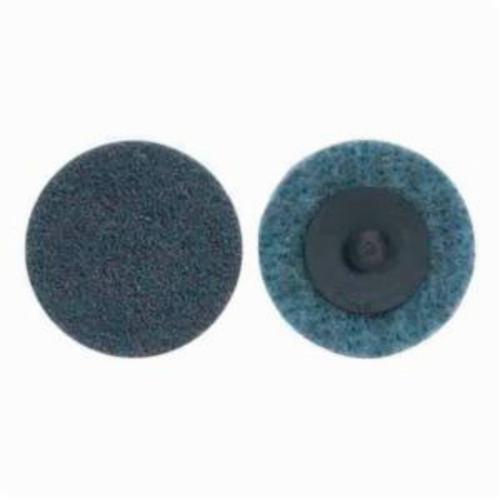 Norton® Rapid Prep™ 66254482339 Non-Woven Abrasive Quick-Change Disc, 1 in Dia, 150 Grit, Very Fine Grade, Aluminum Oxide Abrasive, Type TR (Type III) Attachment