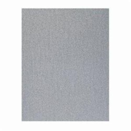 Norton® Durite® No-Fil® 66254487393 A475 Coated Sandpaper Sheet, 11 in L x 9 in W, P80 Grit, Coarse Grade, Silicon Carbide Abrasive, Paper Backing