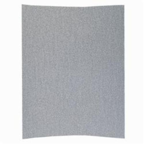 Norton® Durite® No-Fil® 66254487396 A475 Coated Sandpaper Sheet, 11 in L x 9 in W, P150 Grit, Fine Grade, Silicon Carbide Abrasive, Paper Backing