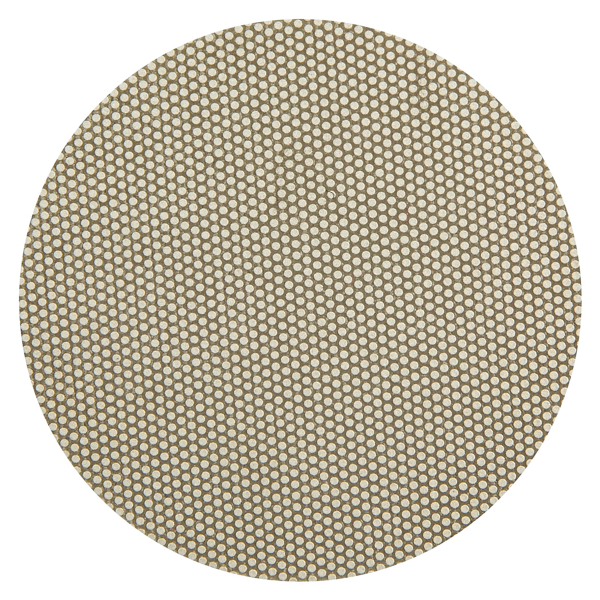 Norton® 66260307012 D71S Flexible Coated Abrasive Disc, 2 in Dia, 800 Grit, Super Fine Grade, Diamond Abrasive