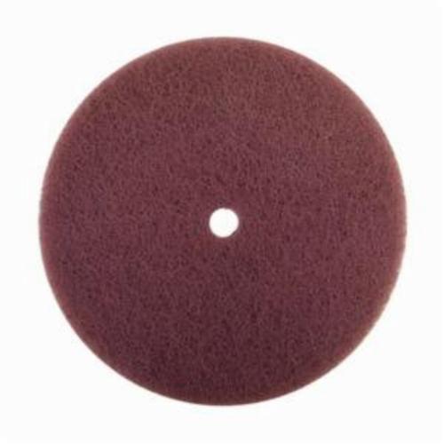 Norton® Fast Cut™ 66261000601 Non-Woven Abrasive Disc, 6 in Dia, Very Fine Grade, Aluminum Oxide Abrasive