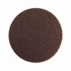 Norton® Bear-Tex® Rapid Prep™ 66261004435 Non-Woven Abrasive Hook and Loop Disc, 5 in Dia, 80 Grit, Coarse Grade, Aluminum Oxide Abrasive, Nylon Backing
