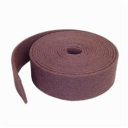 Norton® Bear-Tex® 66261006358 High Strength Non-Woven Abrasive Roll, 4 in W x 30 ft L, Medium Grade, Aluminum Oxide Abrasive