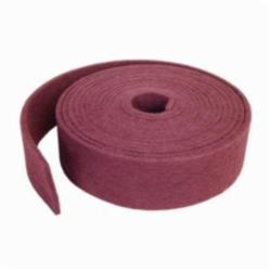 Norton® Bear-Tex® 66261006373 777 General Purpose Non-Woven Abrasive Roll, 4 in W x 30 ft L, Very Fine Grade, Aluminum Oxide Abrasive