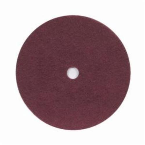 Norton® High Strength 66261008723 Non-Woven Abrasive Disc, 12 in Dia, 180/360 Grit, Very Fine Grade, Aluminum Oxide Abrasive, Nylon Fiber Backing