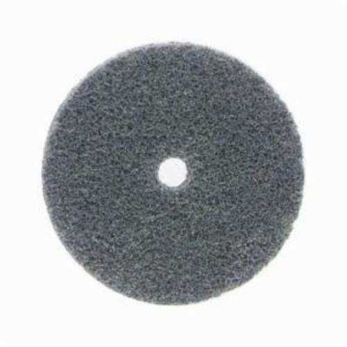 Norton® Bear-Tex® NEX™ Rapid Blend™ 66261014884 Non-Woven Unified Wheel, 2 in Dia, 1/4 in Center Hole, 1/4 in W Face, Fine Grade, Silicon Carbide Abrasive