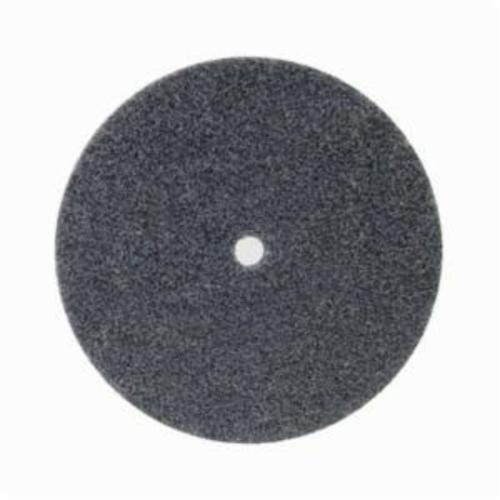 Norton® Bear-Tex® NEX™ Rapid Blend™ 66261014886 Non-Woven Unified Wheel, 3 in Dia, 1/4 in Center Hole, 1/4 in W Face, Fine Grade, Silicon Carbide Abrasive