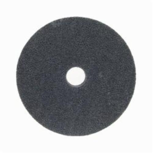 Norton® Bear-Tex® NEX™ Rapid Blend™ 66261014888 Non-Woven Unified Wheel, 6 in Dia, 1 in Center Hole, 1 in W Face, Fine Grade, Silicon Carbide Abrasive