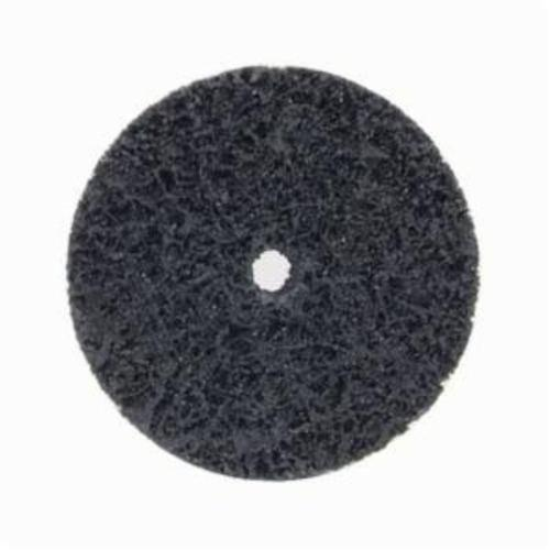 Norton® Bear-Tex® NEX™ Rapid Blend™ 66261014914 Non-Woven Unified Wheel, 3 in Dia, 3/8 in Center Hole, 1 in W Face, Extra Coarse Grade, Silicon Carbide Abrasive
