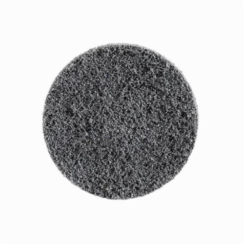 Norton® Rapid Prep™ 66261016994 Non-Woven Abrasive Quick-Change Disc, 3 in Dia, 40 Grit, Extra Coarse Grade, Aluminum Oxide Abrasive, Type TR (Type III) Attachment